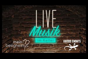 Livemusik im Keller