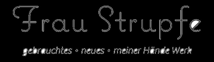 Frau Strupfe