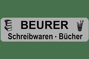 Buchhandlung & Schreibwaren Beurer logo