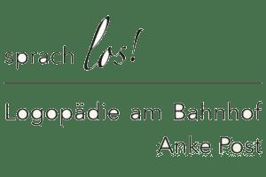 sprach los! Logopädie im Gesundheitszentrum Besigheim logo