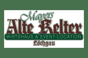 Alte Kelter Löchgau logo