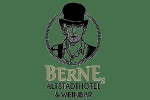 BERNEs ALTSTADTHOTEL & WEINBAR logo
