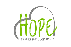 HOPE - Help Other People Everyday e.V. logo