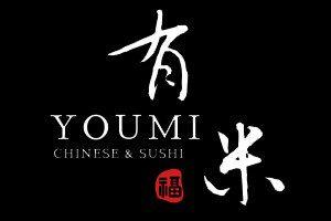 YOUMI - Chinese and Sushi logo